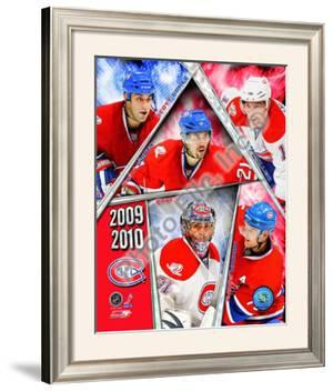 2009-10 Montreal Canadians Team