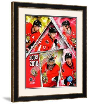 2009-10 Ottawa Senators Team