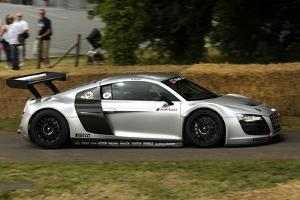 2009 Audi R8 LMS at 2009 Goodwood Festival of speed
