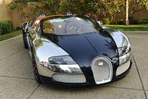2009 Bugatti Veyron Sang Bleu