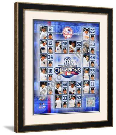 2009 New York Yankees World Series Champions