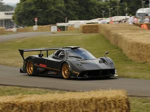 2009 Pagani Zonda R, Goodwood Festival of Speed