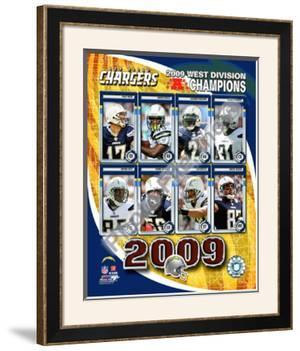 2009 San Digo Chargers AFC West Divison Champions