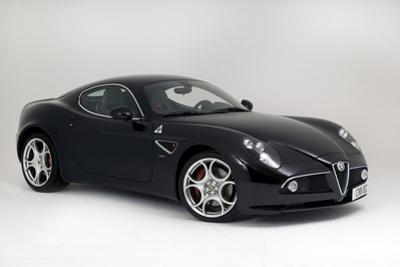 2010 Alfa Romeo 8C Competizione