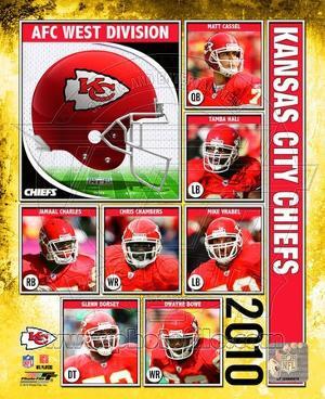 2010 Kansas City Chiefs Team Composite