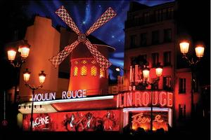 2010 Moulin Rouge twinkling stars