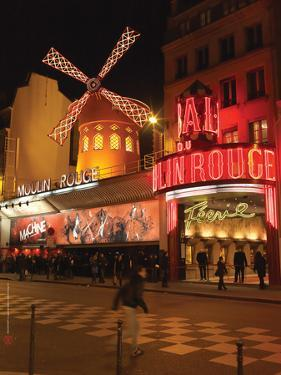 2010 Place Blanche Moulin Rouge