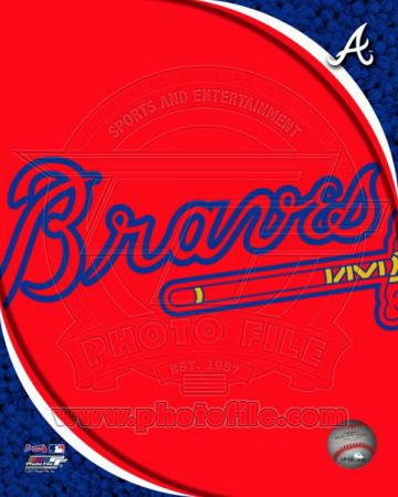 2011 Atlanta Braves Team Logo