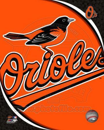 2011 Baltimore Orioles Team Logo