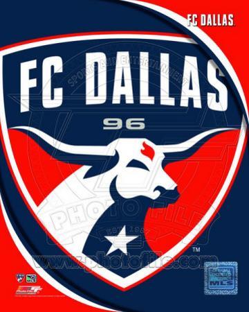 2011 FC Dallas Team Logo