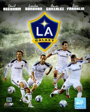 2011 Los Angeles Galaxy Composite