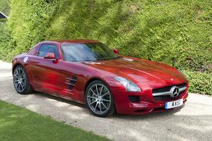 2011 Mercedes Benz AMG SLS