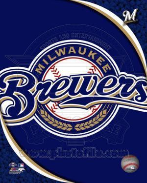 2011 Milwaukee Brewers Team Logo
