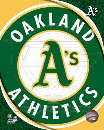 2011 Oakland A's Team Logo
