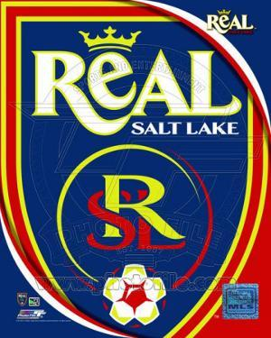 2011 Real Salt Lake Team Logo