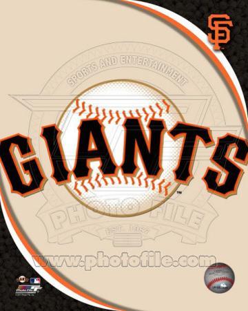 2011 San Francisco Giants Team Logo