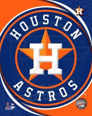 2012 Houston Astros Team Logo