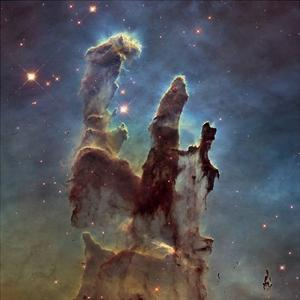 2014 Hubble WFC3/UVIS High Definition Image of M16 - Pillars of Creation