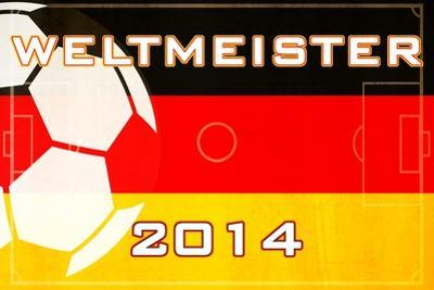 2014 Soccer Weltmeister - Deutschland