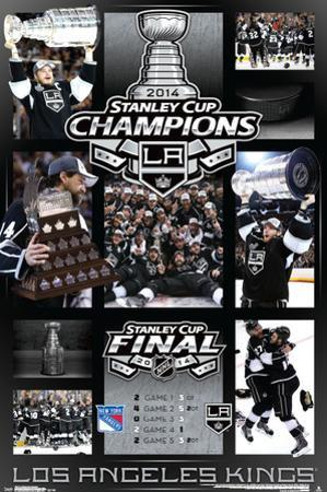 2014 Stanley Cup - Celebration