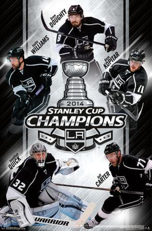 2014 Stanley Cup - Champs