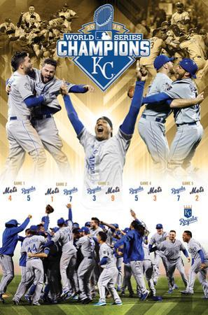 2015 World Series - Celebration