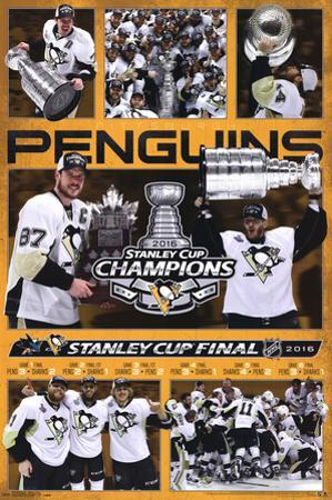 2016 Stanley Cup- Celebration