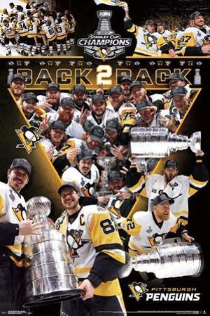 2017 Stanley Cup -  Penguins Celebration