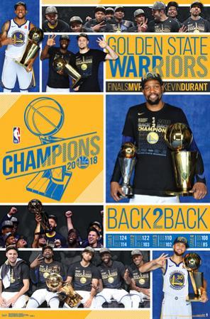 2018 NBA Finals - Golden State Warriors Celebration