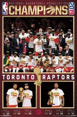 2019 NBA Finals - Celebration