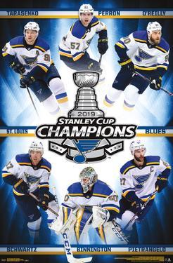 2019 Stanley Cup  - St. Louis Blues