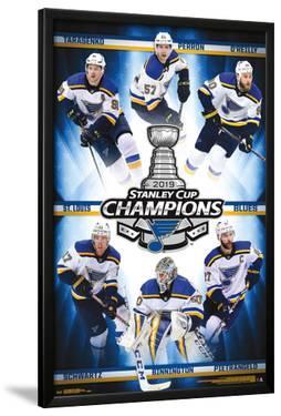 2019 Stanley Cup  - St. Louis Blues
