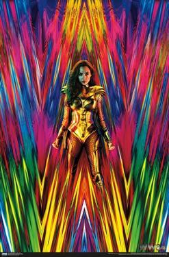 24X36 DC Comics Movie - Wonder Woman: 1984 - Teaser One Sheet