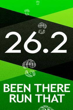 26.2 Been There, Run That  - Marathon Sports