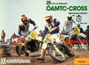29th Austrian Grand Prix Motocross