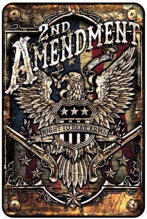 2nd Amendment Eagle