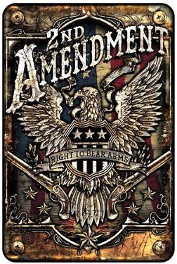 2nd Amendment Eagle