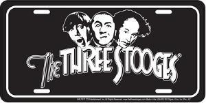 3 Stooges - Black