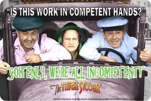 3 Stooges - Incompetent