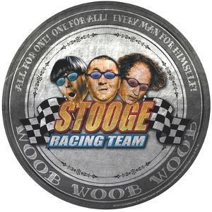 3 Stooges - Racing