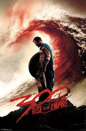 300 Rise of an Empire One Sheet