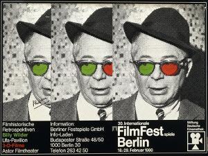 30th Internationale Film Festspiele, Berlin, 18-29 Feb 1980, 1980