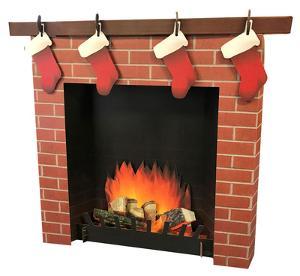 3D Fireplace