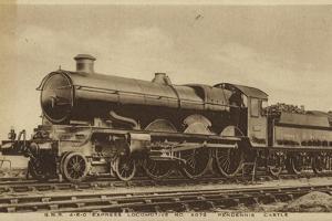 4-6-0 Express Locomotive No 4079, Pendennis Castle