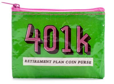 401K Coin Purse