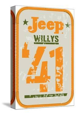 41 Jeep Willys - Heritage