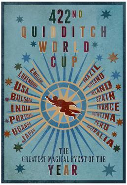 422nd Quidditch World Cup