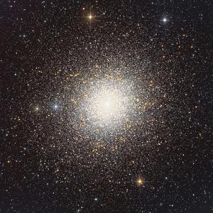 47 Tucanae, a Globular Cluster Located in the Constellation Tucana