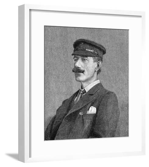 4th Earl Dunraven--Framed Giclee Print
