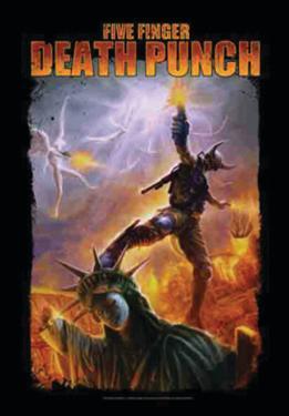 5 Finger Death Punch - Battle Of The God
